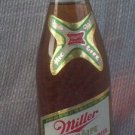 Miller High Life 12 ounce full Glass Bottle with cap