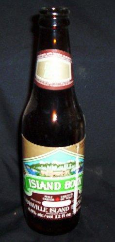 Island Bock Malt Liquor Bottle 6.5% Alc (12 ounce)