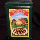 Nestle Tin Toll House Canister 4&quot; x 6&quot;