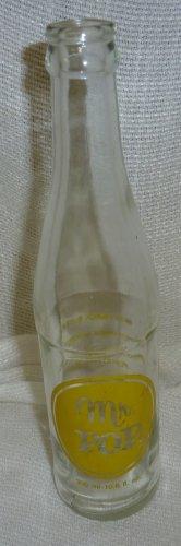 Mr. Pop 10.6 Ounce Heavy Glass Bottle
