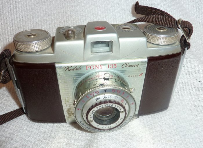 Kodak Pony 135 Model C 1955-1958