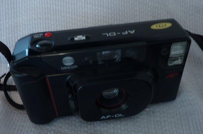 Minolta AF-DL Freedom Dual 35 mm Camera