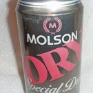Molson Special Dry 'DRY' Can 355ml