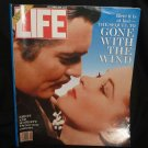 Life Magazine September, 1991 GONE WITH WIND RHETT SCARLETT