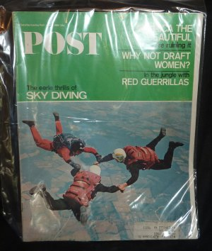 Saturday Evening Post June 18, 1966