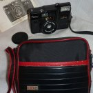 Flash Fujica 35mm camera with focus free, FUJINON 1:4 f=38mm lens