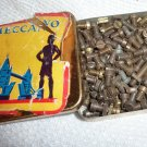 Vintage rare antique Meccano tin box (London Bridge)