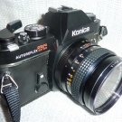 KONICA Autoreflex TC w/ Konica Hexanon AR 50mm F 1.71