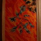 Wild Flowers Original Oil by A.E. (Ted) Ingram