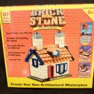 Real Brick Stone Country Cottage 123 Piece (8 years and up)