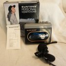 Suntone Personal Cassette Player RR 444 with Headphones