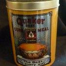 Quaker Best Corn Meal Tin Vintage Metal