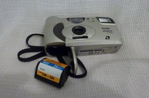 KODAK ADVANTIX F300 / CASE / MANUAL