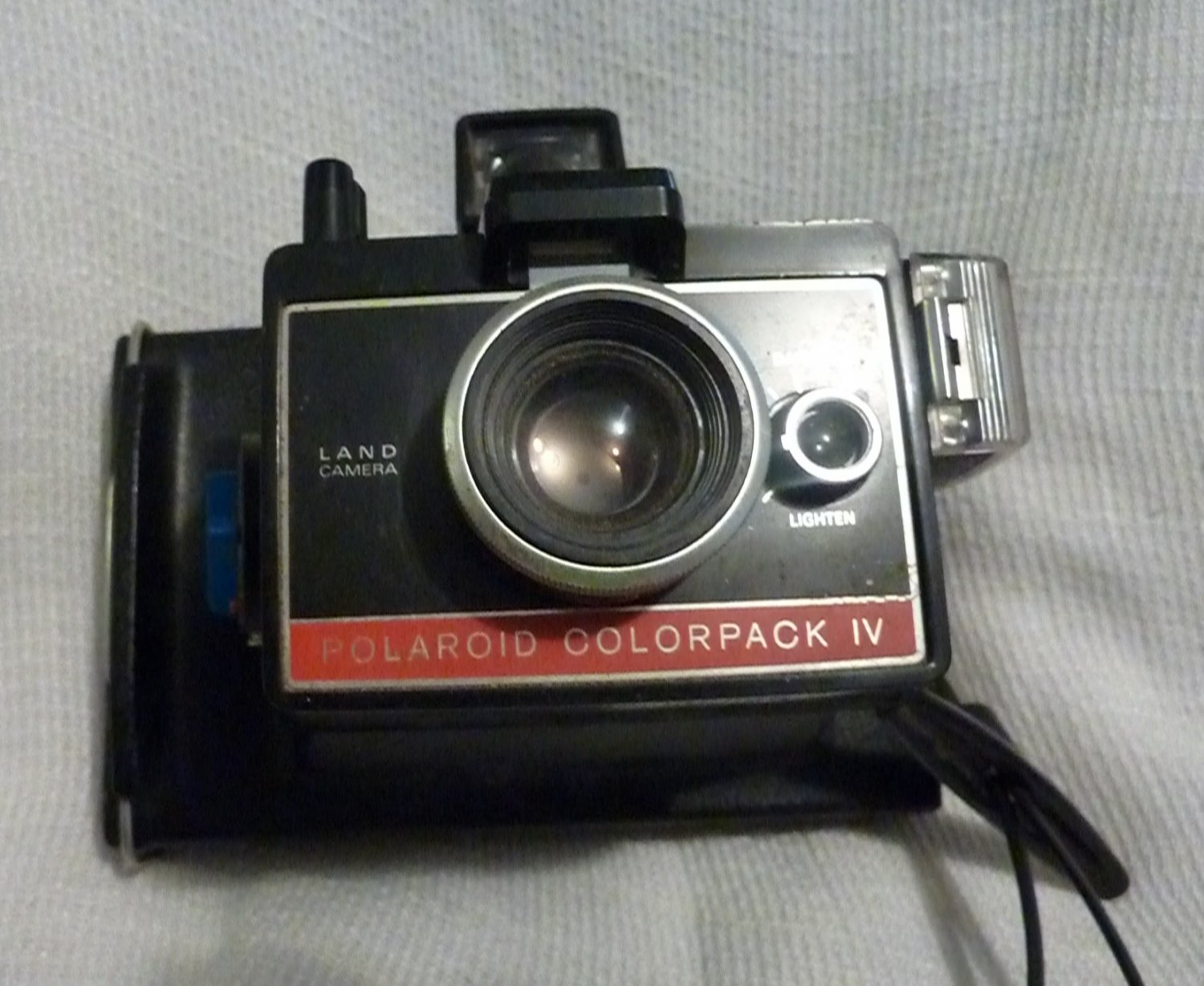 Vintage Polaroid Colorpack IV  Made in USA.