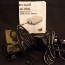 Maxell AC 3000 Digital Camera AC/DC Power Adapter Kit