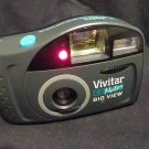 Vivitar EZ 3 AF Motor Big View 35mm Point and Shoot Film Camera