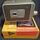 Kodak Brownie Movie Camera Model 2 in original box with instruction booklet