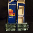 SYLVANIA Flash Cubes FLIP FLASH