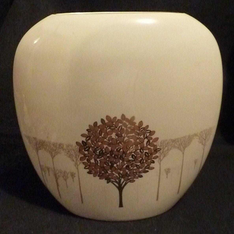 Otagiri 'Golden Mist' Vintage Vase