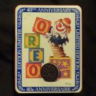 Oreo Cookie Tin - 40th Anniversary - Limited Edition