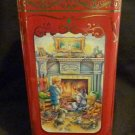 Christie 1993 Premium Plus Crackers (Winter Scenes) Tin