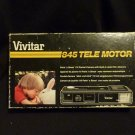 Vivitar 845 Tele Motor Camera in Original Box