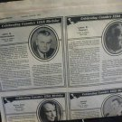 Canada Prime Ministers, 1867-1992 Campbell River Courier - Islander