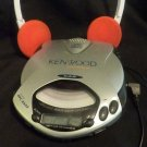 Kenwood Extra Bass Boost Digital Audio DPC-X602 Car Portable CD Player