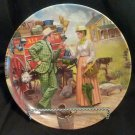 "Knowles Collector Plate ""I Can't Say No"" Mort Kunstler (Oklahoma)"