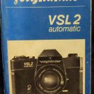 Voightlander VSL2 Automatic Manual