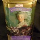 "Royal Canin ""Cats of the Aristocracy"" - Maine Coon/Marie Antoinette Canister"