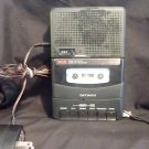 Optimus CTR-107 Vox Cassette Recorder