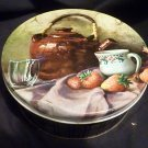 1950's / '60's (circa) Canister Tea - Strawberry Design