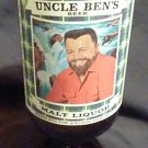 Uncle Ben's Beer Glass - Made from 12 oz. bottle