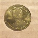 2002 Coca-Cola Canadian Olympic Team Mario Lemieux Coin