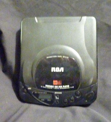 RCA Car Disc RP-79168 CD Player, Koss Cassette adapter
