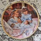 Bradex Collectors Plate 'Little One' Sugar And Spice Collection Reco 1993