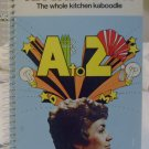 Nichole Parton's Kitchen Book The Whole Kitchen Kaboodle 1983