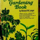 The after-dinner gardening book by Richard Langer 1972
