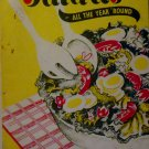 Salads - all the year 'round 1960 -Ontario Department of Agriculture