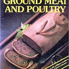 Quick & Delicious Ground Meat and Poultry Johna Blinn