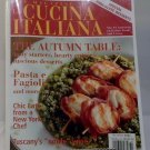 La Cucina Italiana Magazine - October 2002