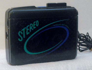 Realistic Stereo Cassette Player SCP-35