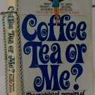 Coffee Tea or Me? Baker & Jones Bantam Books 20th Printing 1968 Paperback