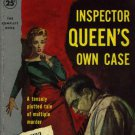 Ellery Queen - Inspector Queen's Own Case