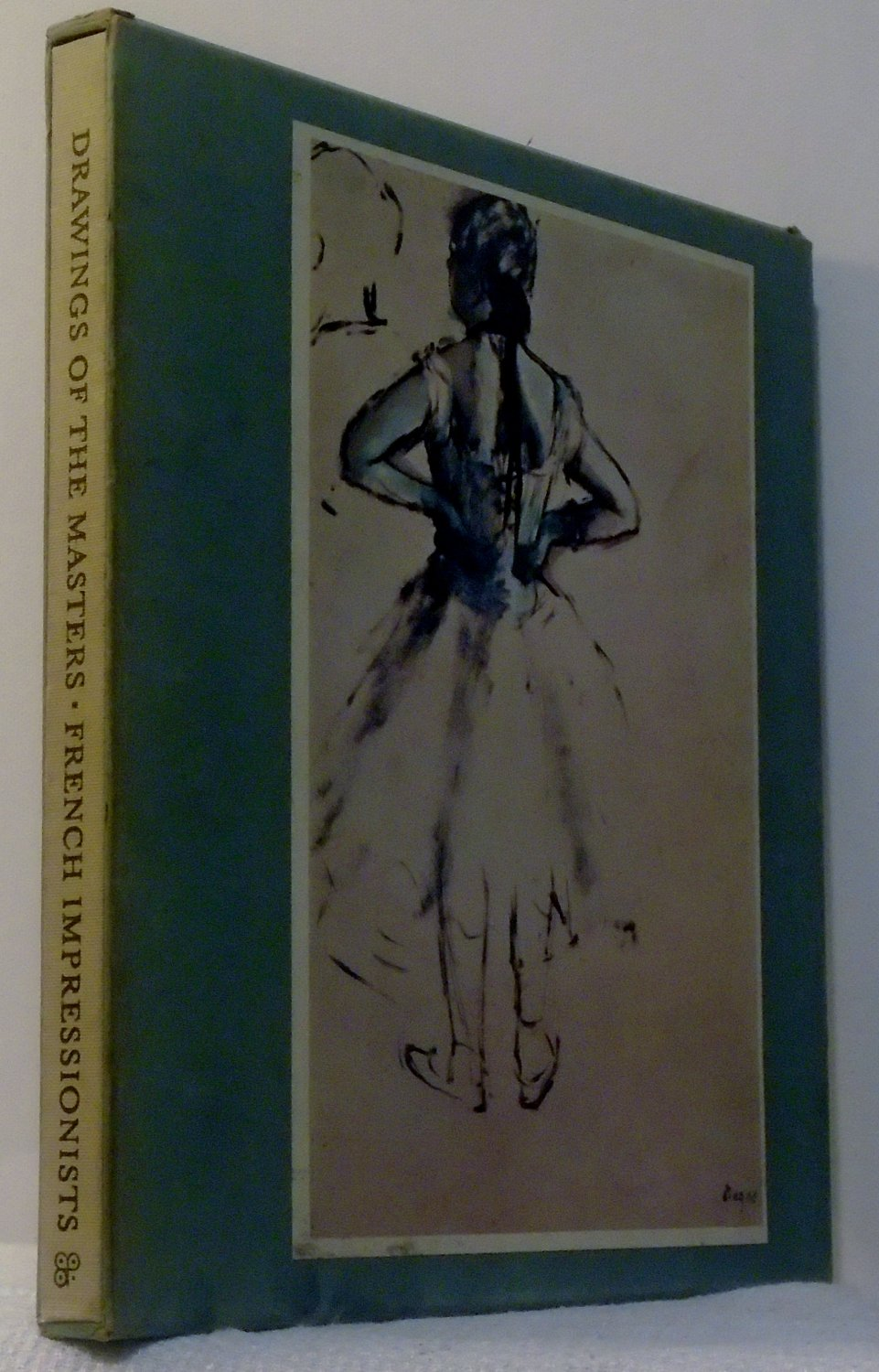 Drawings of the Masters: French Impressionists,