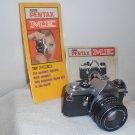 Asahi Pentax ME Camera Manual