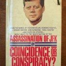 Coincidence or Conspiracy by Bernard Fensterwald Jr