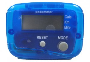 New Fashionable Mini Pedometer - $1 Only