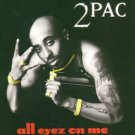 TUPAC SHAKUR ALL EYEZ ON ME BLANKET QUEEN SIZE